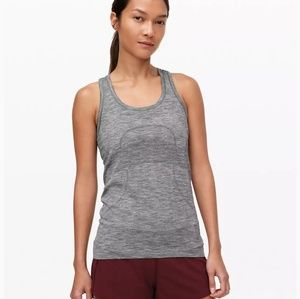LULULEMON Swifty Racerback Tank Kelly Green